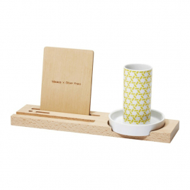 Kagome desk set + penholder