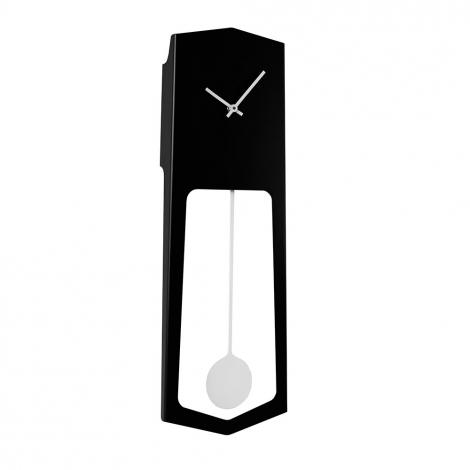 Horloge mural Aika en métal laqué - Design Covo sur LaCorbeille.fr