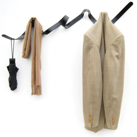 Ribbon coat-hanger