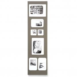 Porte-photo noir et blanc design Presse Citron sur LaCorbeille.fr