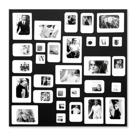 Big Photos frame with magnets M30