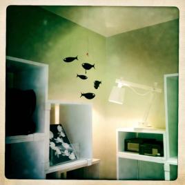"Mobile ""Shoal of Fish"""