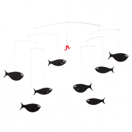 "Mobile ""Shoal of Fish"""