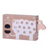 Mouton à tricotter en bois la marque Les Jouets Libres sur LaCorbeille.fr
