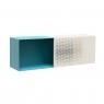 Système d'étagère modulable Perfo design Presse Citron sur LaCorbeille.fr