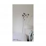 Sticker Fleurs Moineaux de la Marque Poetic wall® sur LaCorbeille.fr