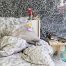 """Parure de lit 1 ou 2 places """"Plage de sable""""de la marque Foonka sur LaCorbeille.fr"""