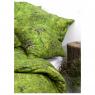 Ensemble housse de couette et taie (s) d'oreiller décor Mousse par Foonka sur LaCorbeille.fr