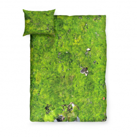 "Bed linen ""Moss"" for 1 or 2 places"