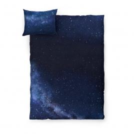 """Parure de lit 1 ou 2 places """"Nuit d'étoile"""""""