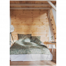Parure de lit décor FOIN 1 ou 2 places de la marque Foonka sur LaCorbeille.fr