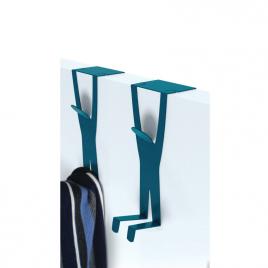 Lot de 2 Patères Help de la collection Coup d'Pouce design Thibault Pougeoise sur LaCorbeille.fr