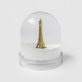 Boule à Neige Paris de la marque Atypyk sur LaCorbeille.fr