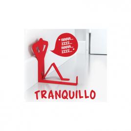 Butée de porte Tranquillo de la collection Coup d'Pouce design Thibault Pougeoise sur LaCorbeille.fr