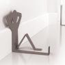 Tranquillo butée de porte en métal laqué sur LaCorbeille.fr