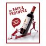 Porte-bouteille Bakus Brothers de la collection Coup d'Pouce design Thibault Pougeoise sur LaCorbeille.fr