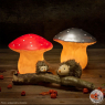 Lamp Big Mushroom