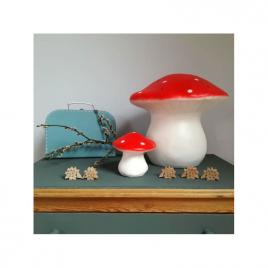 Lampe Petit Champignon de la marque Egmont Toys sur LaCorbeille.fr