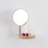Belvédère : shelf + mirror