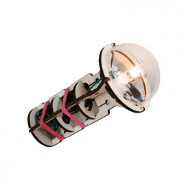 Kit de construction : lampe torche de la marque Koa Koa sur LaCorbeille.fr