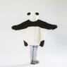 Panda : déguisement, tapis et plaid de la marque Wild and Soft sur LaCorbeille.fr