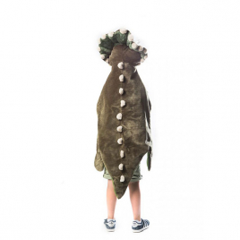 Dinosaure : déguisement, tapis et plaid de la marque Wild and Soft sur LaCorbeille.fr