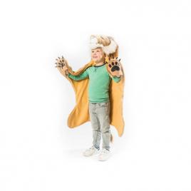 Lion : déguisement, tapis et plaid
