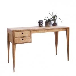 Bureau design en bois sur LaCorbeille.fr