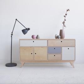 Meuble de rangement Design sur LaCorbeille.fr