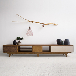 ZOLA low sideboard by Wood Republic