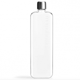 Reusable Slim Bottle by Memobottle