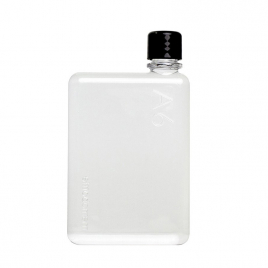 Reusable A6 Bottle by Memobottle