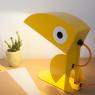 Lampe Toucan jaune de la marque Bleu Carmin sur LaCorbeille.fr