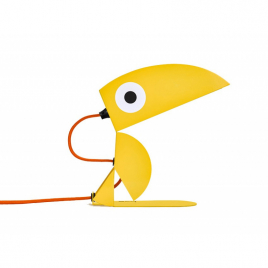 Lamp yellow Toucan