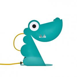 Lampe Dinosaure Bleu
