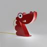 Lampe Dragon Rouge de la marque Bleu Carmin sur LaCorbeille.fr