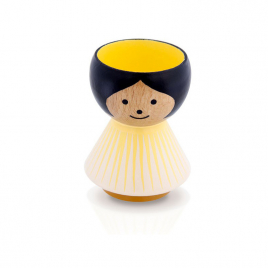 Bordfolk Egg cup by Lucie Kaas