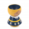 Wood Egg cup Bordfolk for by Lucie Kaas on Lacorbeille.fr