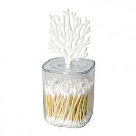 Boîte décorée Corail de la marque Qualy sur LaCorbeille.fr