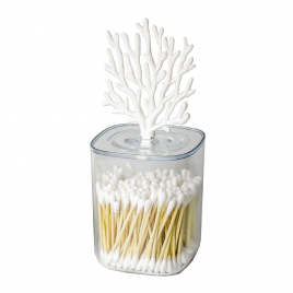 Container with coral