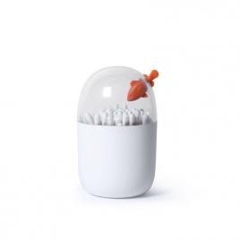 Boîte pour coton-tiges Poisson-clown
