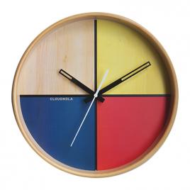 Horloge FLOR de la marque Cloudnola sur LaCorbeille.fr