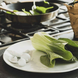 Big plate for vegetable design Raeder on LaCrbeille.fr