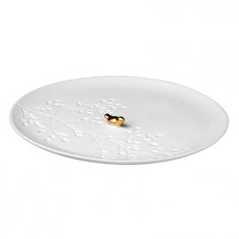 Bird plate design Raeder on LaCorbeille.fr