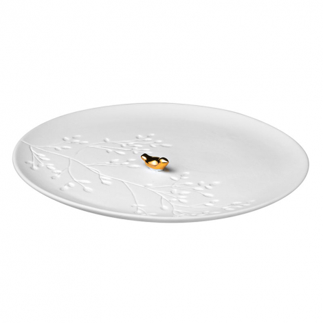 Assiette Oiseau de la marque Räder sur LaCorbeille.fr