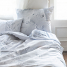 "Bed linen ""Snow"" for 1 or 2 places by the brand Hayka on LaCorbeille.fr"