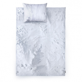 "Bed linen ""Snow"" for 1 or 2 places"