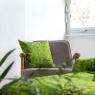 Coussin avec impression nature de la marque Hayka sur LaCorbeille.fr