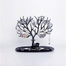 Vide-poche et arbre à bijoux My Little deer de la marque Qualy sur LaCorbeille.fr