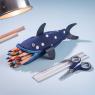 Trousse Hello Tuna bleue de la marque Donkey Products sur LaCorbeille.fr